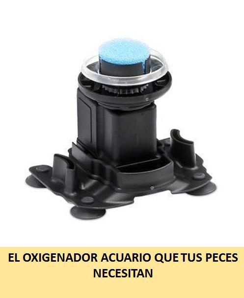 oxigenador acuario pecera